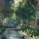 Riverfront Residence Garden Pavilions