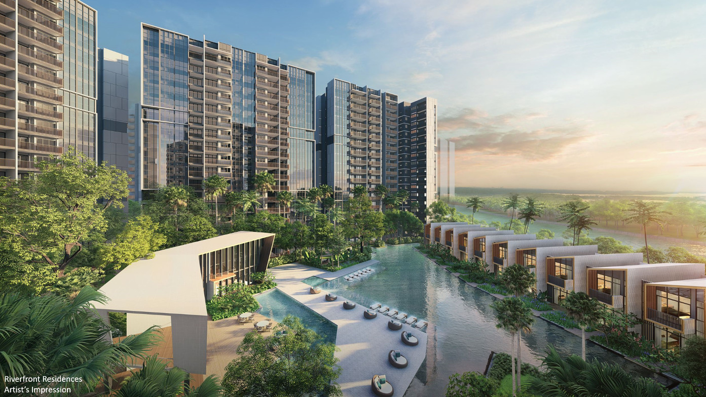 The Riverfront Residences Condominium
