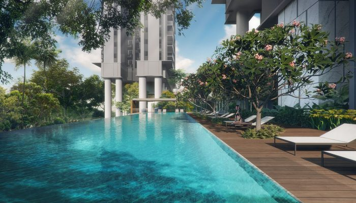 Stirling Residences 30M Pool