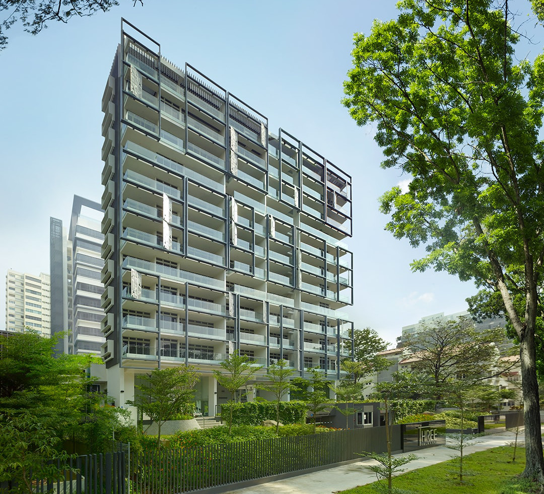 3 Balmoral by Tong Eng . Developer for Belgravia Green Singapore