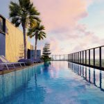 Arena Residences Condo Pool