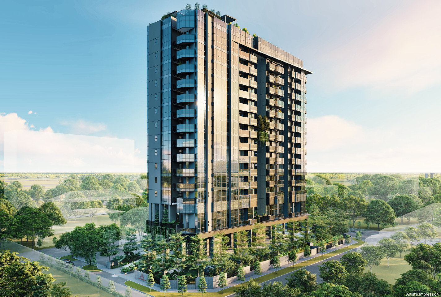 Arena Residences Condo Tower