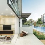 Belgravia Villas by Tong Eng . Developer for Belgravia Green Cluster Houses