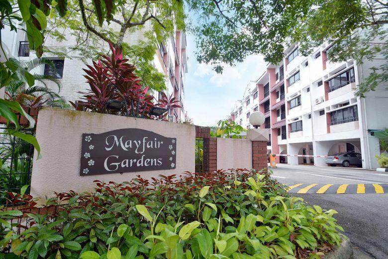 Former Mayfair Gardens Condo at Rifle Range Road