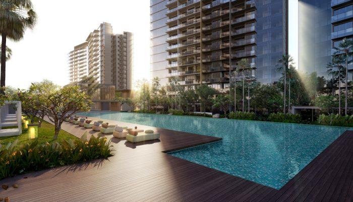 Park Esta Singapore Lap Pool