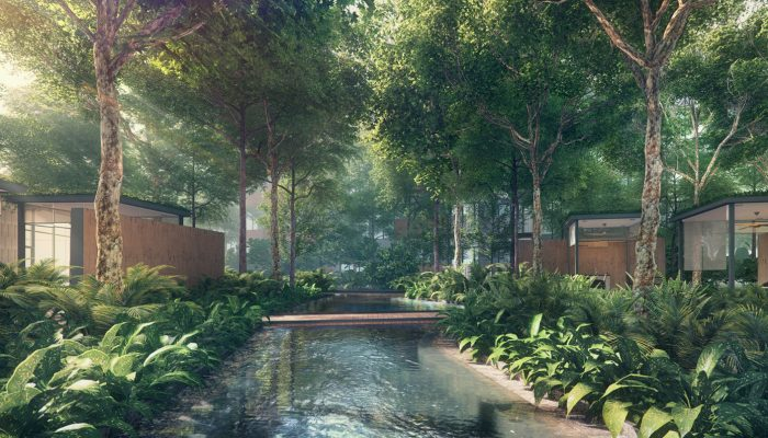 Riverfront Condo by Oxley Developer for Kent Ridge Hill Residences