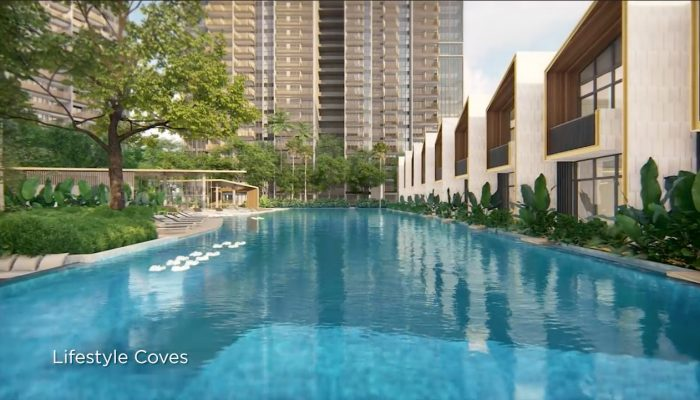 Riverfront Residences Singapore . Lifestyle Coves