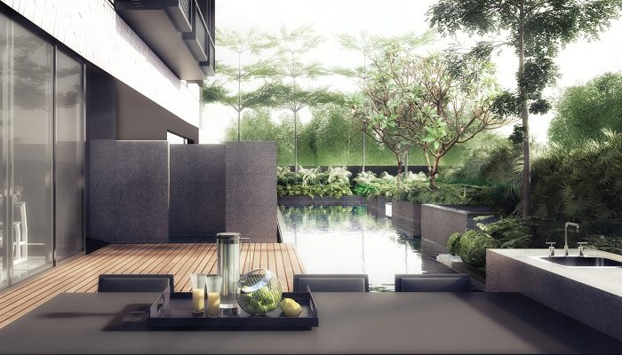 The Orient by Aurum Land Developer for The Hyde Singapore