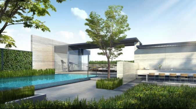 Sixteen35 by Oxley . Developer for The Addition Condo Singapore