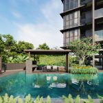 Artist's Impression . Fyve Derbyshire Singapore Pool View