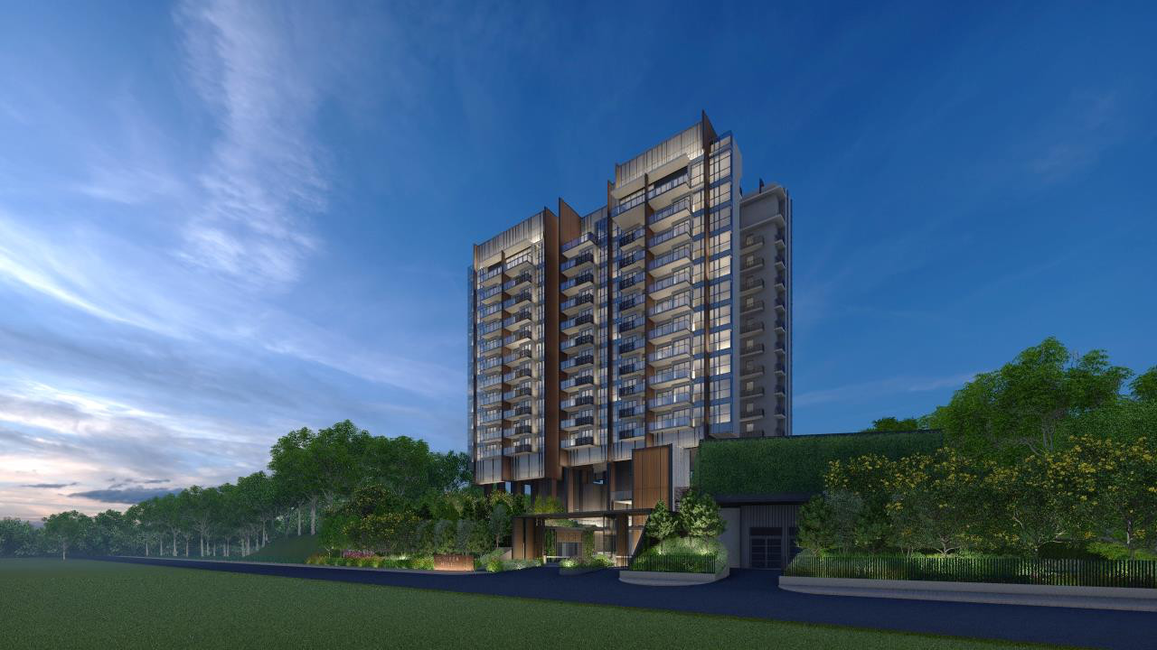 Artist's Impression . Juniper Hill Singapore