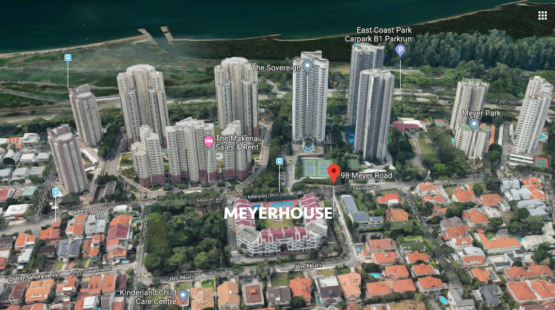 The MeyerHouse Site Location