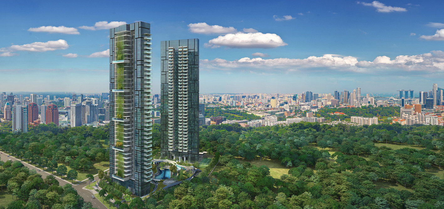 8 St Thomas by Bukit Sembawang . Developer for Luxus Hill Singapore