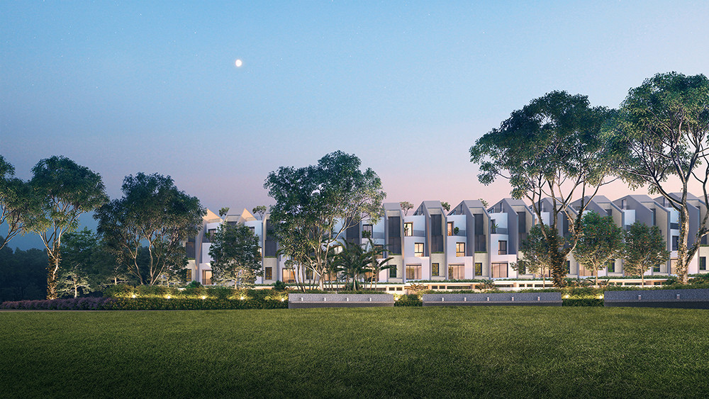 Nim Collection by Bukit Sembawang . Developer for Luxus Hills Estate