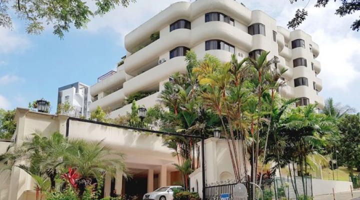 The Former Wilshire Condo . Singapore
