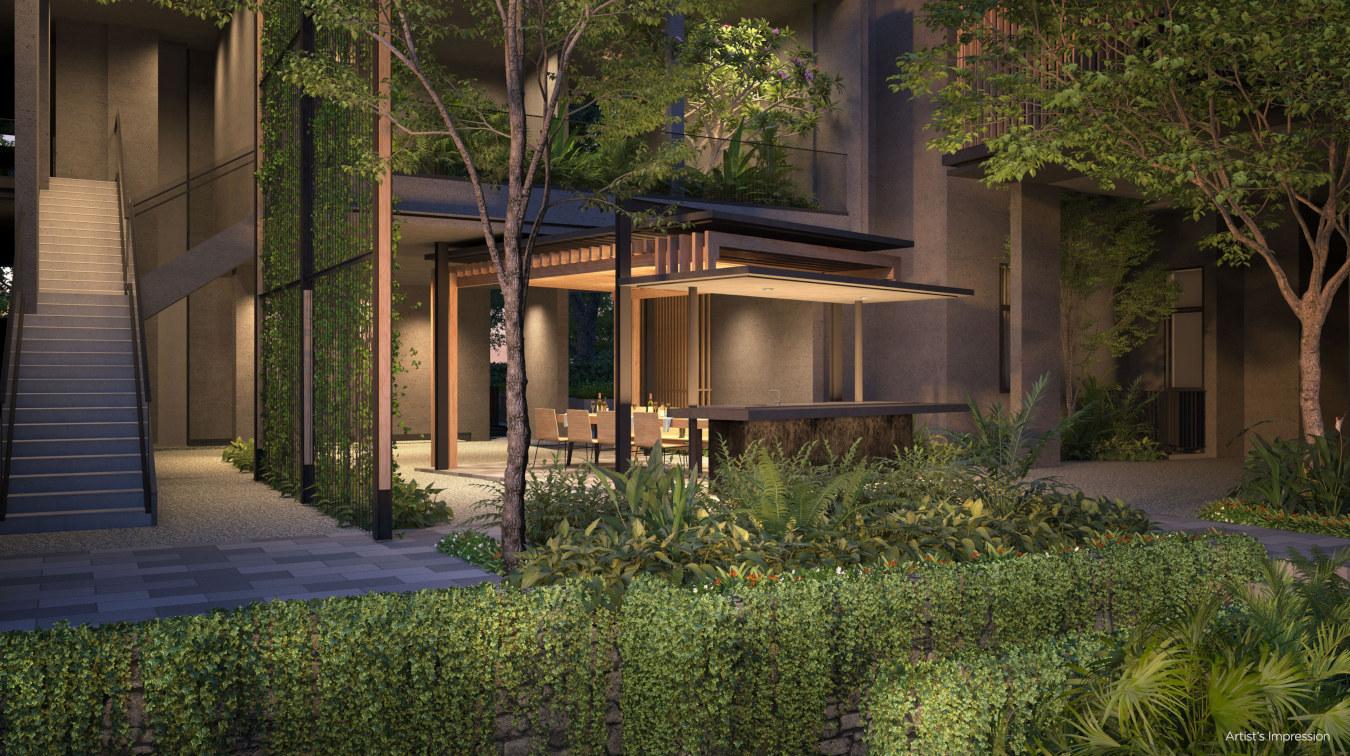 The BBQ Pavilion