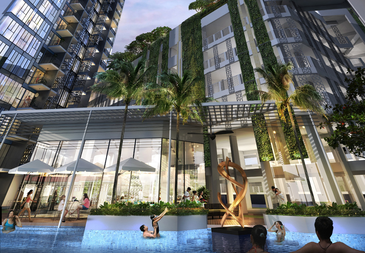 GEM Residences by Evia Real Estate & Gamuda (Singapore)