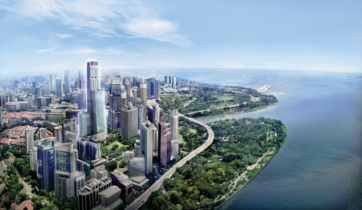 Tanjong Pagar to be next Singapore Waterfront
