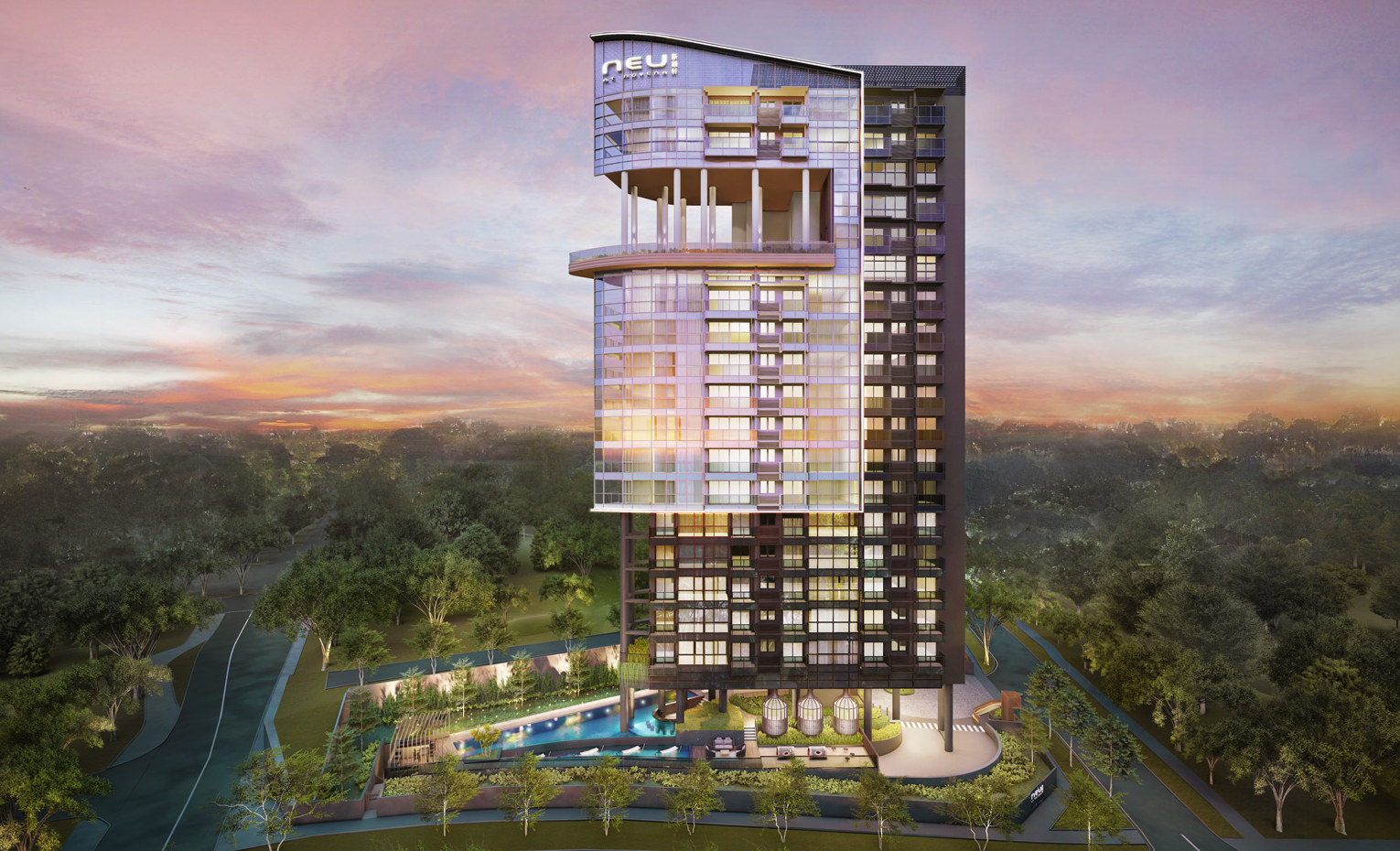 Neu Condo at Novena Singapore