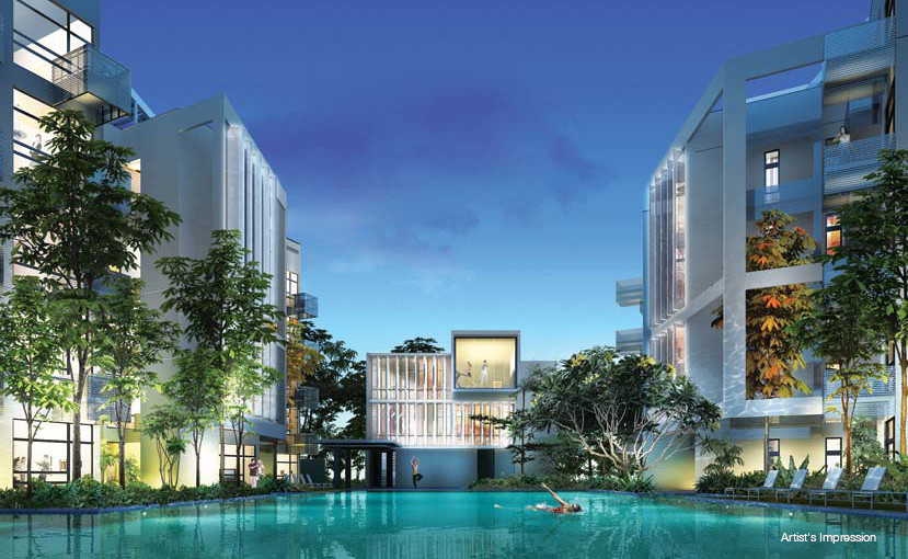 Bliss at Kovan by BBR Holdings