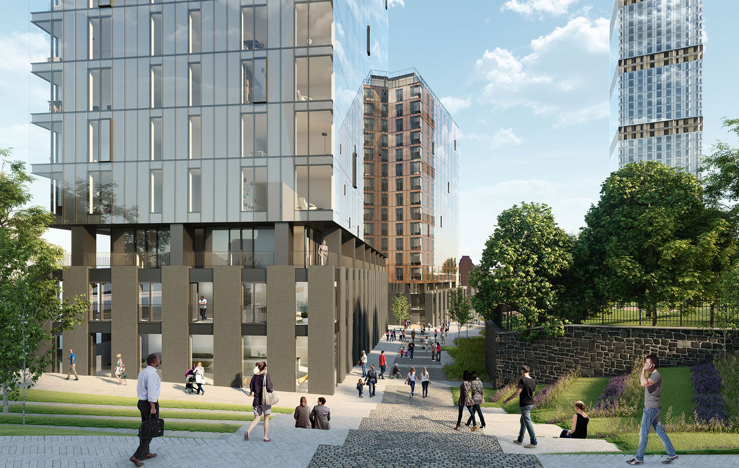 Meadowside in Manchester by FEC Properties